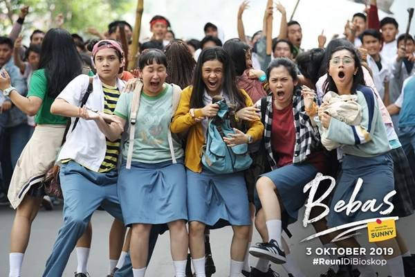 Review Film Bebas (2019)