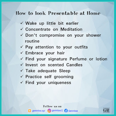 How to look Presentable at Home   How to look beautiful even at home during quarantine