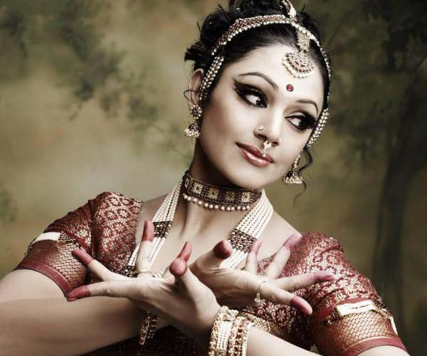 Actress Shobana Latest Stills