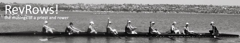 RevRows! The musings of a priest and rower