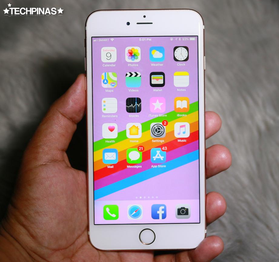 Apple iPhone 6S Plus 2018