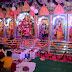श्रीनवदुर्गा सेवा समिति द्वारा मां भगवाती की मूर्ति स्थापना की