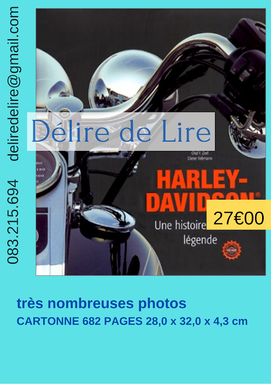 Harley-Davidson-Histoire-devenue-legende-Oluf-Fritz-Zierl-Konemann