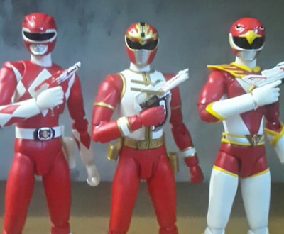 Game Power Rangers Samurai Online Dan Offline