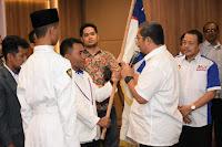 Hadiri Pelantikan MOI NTB, Gubernur Ajak Bangun Sinergitas