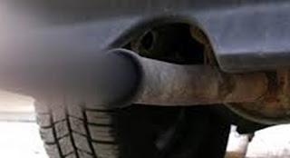 ما هي الغازات المنبعثة من عوادم السيارات