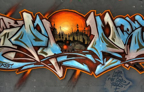 7 Cool Graffiti Artwork Design Graffiti Tutorial