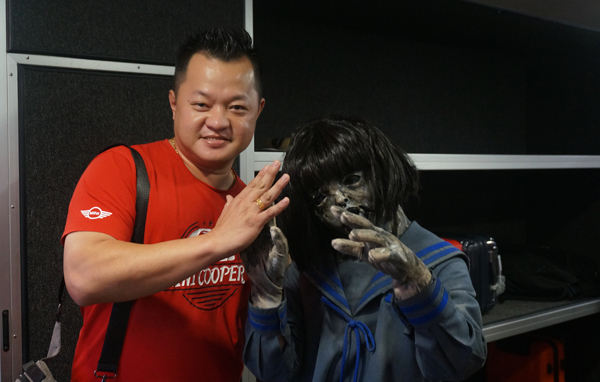 Halloween Horror Nights 9, Singapore,