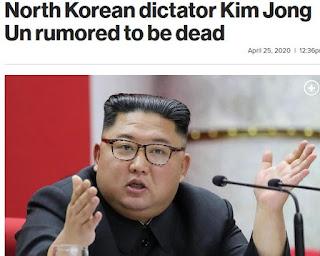 dictatorul coreean kim jong a murit sau este in moarte clinica