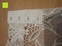 Muster: FeelinGirl Damen Sommerkleid Sexy Tops Tief V Ausschnitt
