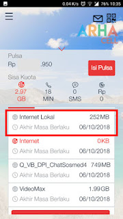 aplikasi my telkomsel simpati loop