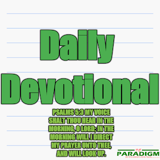 Today's Devotion |Wed| DEALING WITH UNPROFITABLE ROOTS