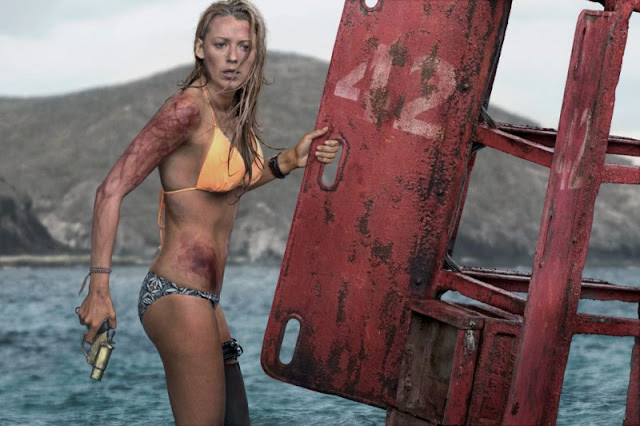 Mělčiny (The Shallows) – Recenze