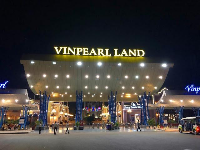 Tempat dan Aktiviti Menarik di Phu Quoc Vinpearl Land