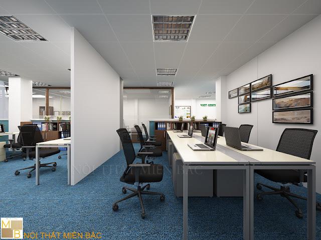 Ghế lưới văn phòng có độ chịu lực cao giảm sự tích nhiệt mang lại cảm giác thông thoáng, dễ chịu khi sử dụng.