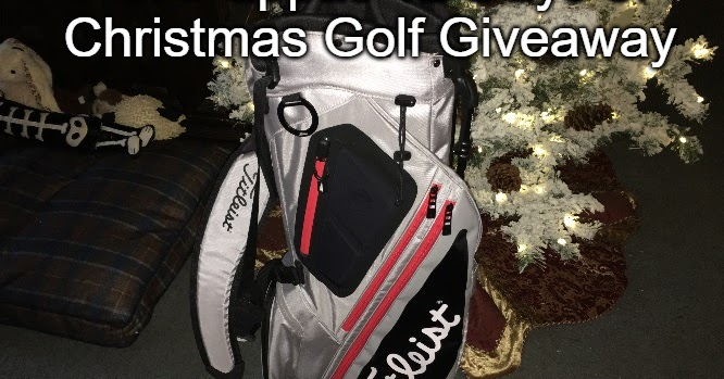 The 1 Writer In Golf Leist Hybrid 5 Bag Review Pgapas 12 Days Of Christmas Giveaway