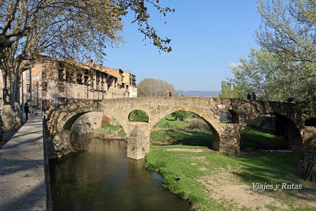 Puente de Queralt, Vic