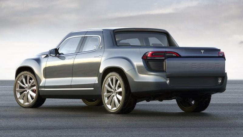 Tesla Pickup Better Than A Porsche 911 Says Elon Musk