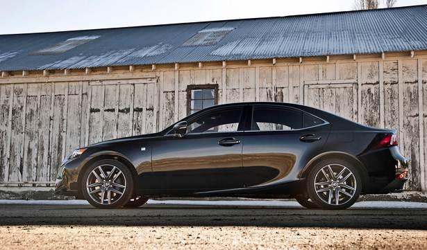 2016 Lexus IS F Sport Concept