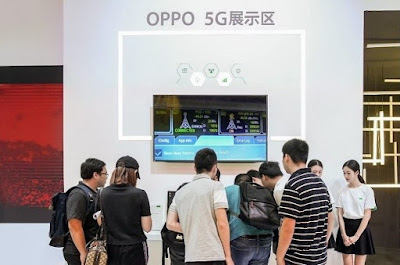 OPPO unveils first 5G prototype