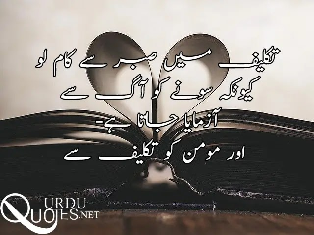 Best Quotes in Urdu
