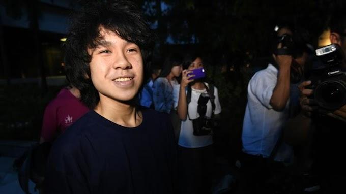 US judge grants asylum to Singapore teen blogger