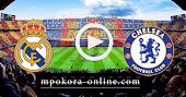 مشاهدة مباراة ريال مدريد وتشيلسي بث مباشر كورة اون لاين 05-05-2021 دوري أبطال أوروبا