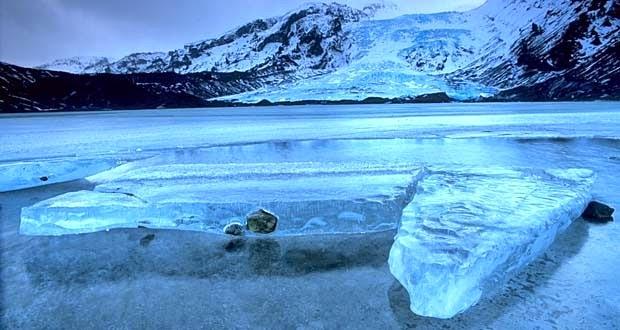 Islandia - Islandia se está elevando por los efectos del cambio climático
