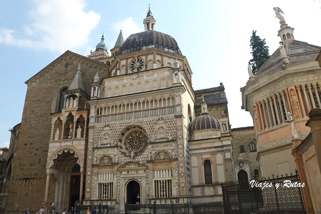 Piazza del Duomo de Bergamo