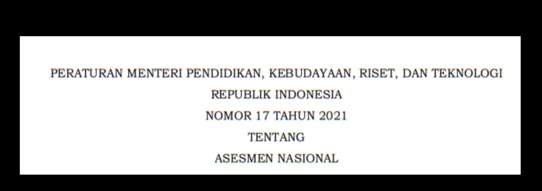 gambar permendikbud no 17 tahun 2021