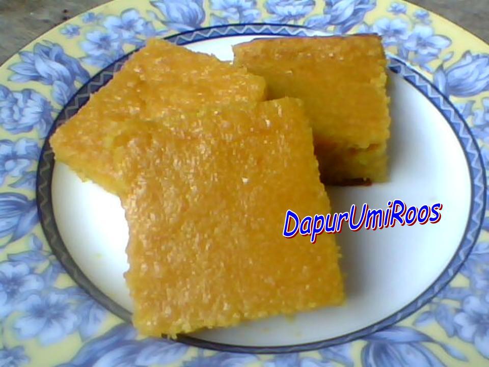 Resep Cake Kukus Labu Kuning Lapis Coklat: Resep Kue Bolu Biasa
