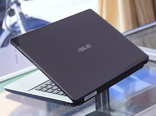 Laptop Design ASUS A450CC Core i3 Double VGA