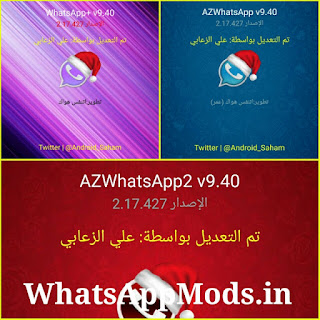 AZWhatsApp v9.40 WhatsAppMods.in