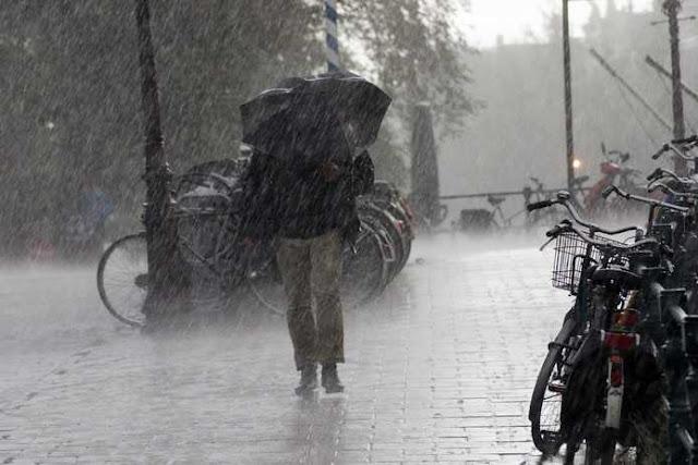 """""""هولندا """"تستعد لاستقبال العاصفة """"عطية""""... أمطار غزيرة و رياح قوية"""