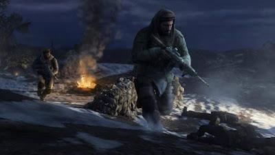 لعبة Medal of Honor Warfighter للكمبيوتر مضغوطة