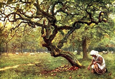 El origen del árbol de la manzana Alejandro Dumas