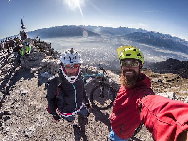 Downhill Hafelekar Innsbruck MTB