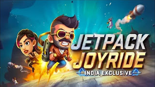 Jetpack Joyride - India Exclusive Mod APK