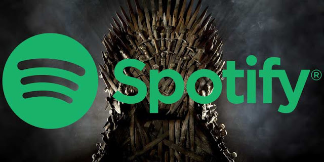 Juego de Tronos, Series, Spotify, playlist, Game of Thrones, GoT