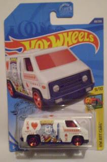 Hot Wheels 2020 Super Van