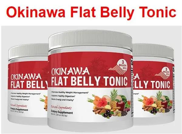 2. Okinawa Flat Belly Tonic: (Okinawa Review)