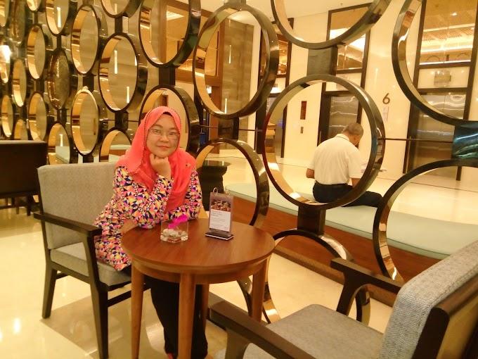 Penginapan Moden dan Mewah di Hotel Amari