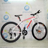 Pacific Spazio 2.0 Aloi 24 Speed Sepeda Gunung 26 Inci