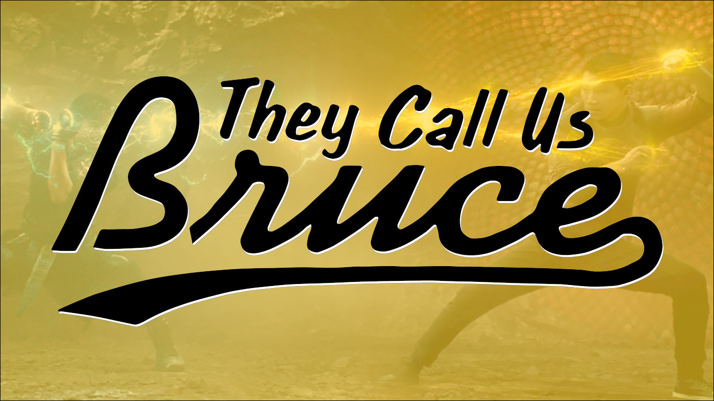 They Call Us Bruce 133: They Call Us Shang-Chi and the Legend of the Ten Rings