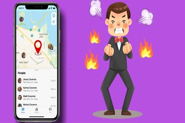 خيار سري موجود في هاتف الأيفون يسمح بتعقبك و التعرف على جميع المواقع التي زرتها و إليك طريقة تعطيله !