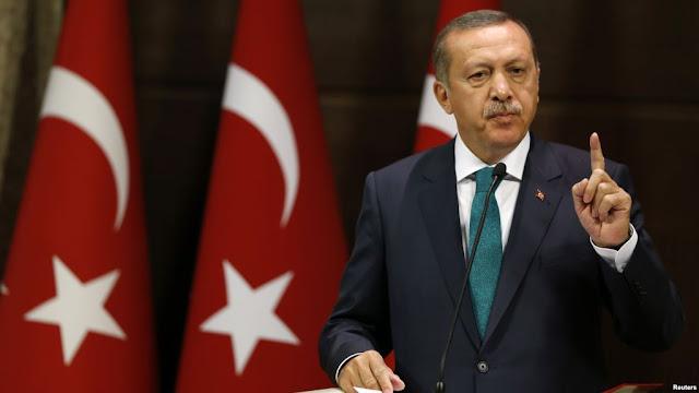 Ο Ερντογάν ανακοίνωσε κατάσταση έκτακτης ανάγκης στην Τουρκία