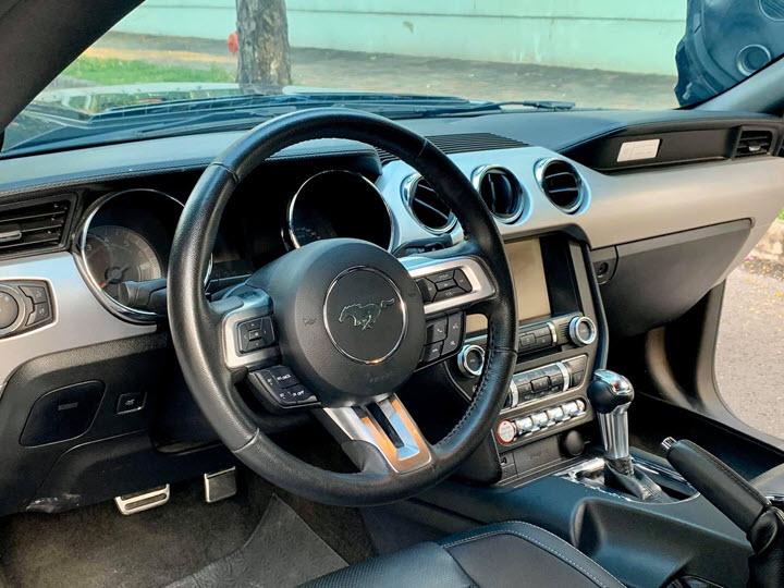 Ford Mustang độ hơn 800 mã lực bán giá 3,3 tỷ đồng: Tốn 1 tỷ nâng cấp nhưng sẽ tháo hết đồ cho ai thích xe 'zin'