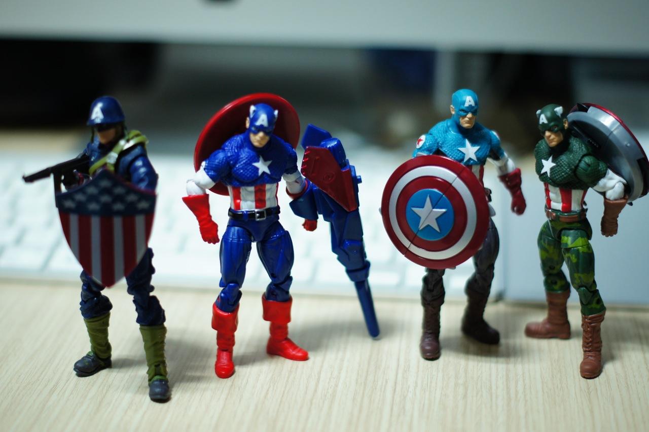 alteregoistic toy blogger captain america. Black Bedroom Furniture Sets. Home Design Ideas
