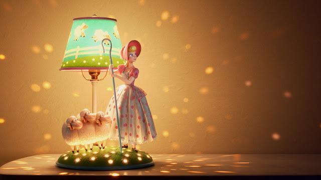 Pixar Lamp Life Annie Award Nomination