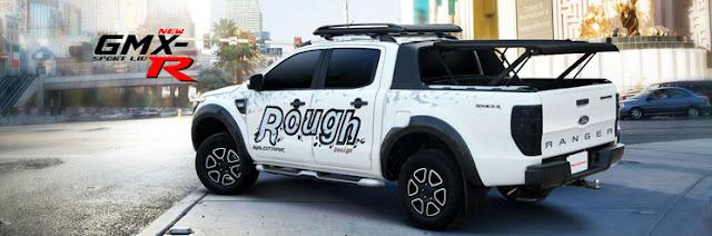Nắp Thùng xe Bán Tải Ford Ranger chính hãng 2017 Danhmuc_ford